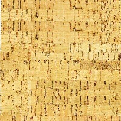 "Natural Cork Fabric, 1yd x 27"""