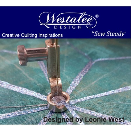 Westalee Low Shank Decorative Thread Ruler Foot