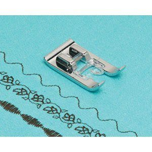 Monogramming Foot (N), Babylock #X53840301