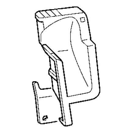 Cutter Cover 1, Brother #X76457101