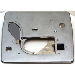 Needle Plate, Brother #XA0432001