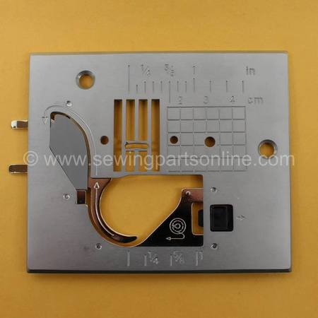 Needle Plate, Babylock, Brother #XA9438001