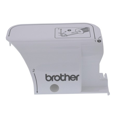 Front Thread Guard Cover, Brother #XC7936153