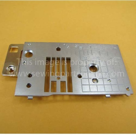Straight Stitch Needle Plate, Brother #XE4908001