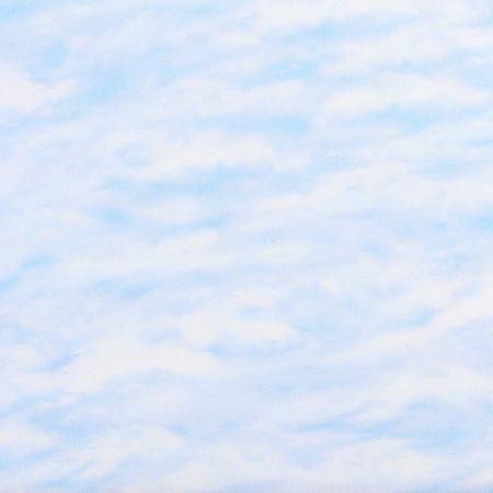 Wilmington, Unbridled, Cloudy Sky Fabric, Blue