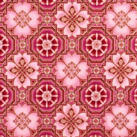 Robert Kaufman, La Scala 7 Metallic Fabric, Garnet
