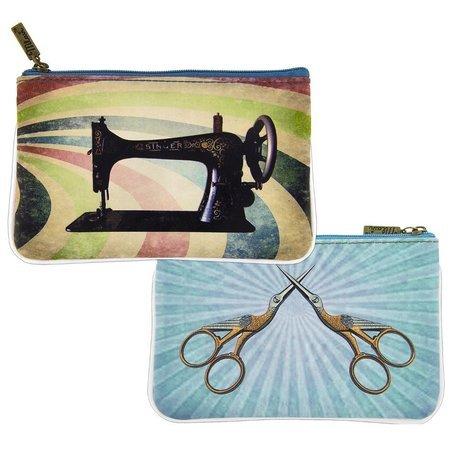Sewing Machine / Scissor Pouch