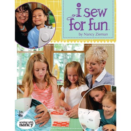 I Sew For Fun Book with DVD, Nancy Zieman
