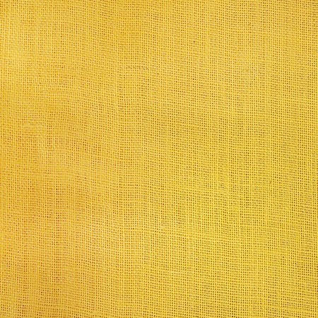 "48"" Yellow Burlap Fabric"