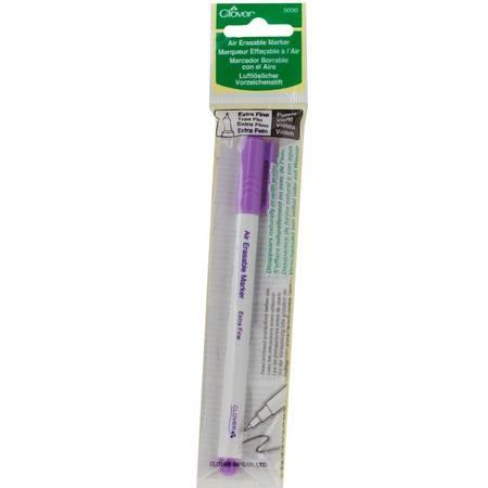 Air Erasable Marker, Extra Fine Tip, Clover
