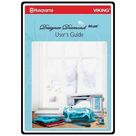 Instruction Manual, Viking Designer Diamond Deluxe