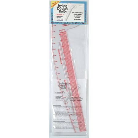 Styling Design Ruler, Collins