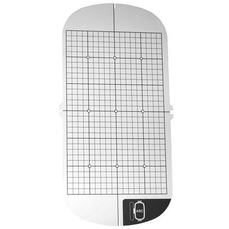 """7"""" x 12"""" Extra Large Grid, Babylock #EF80"""