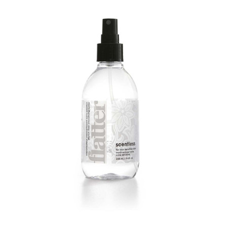 Flatter Smoothing Spray, Scentless (8.4oz), Soak