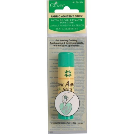 Fabric Adhesive Stick, Clover