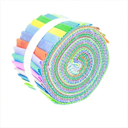 Variations, Brights Fabric Roll, Gallery Rolls