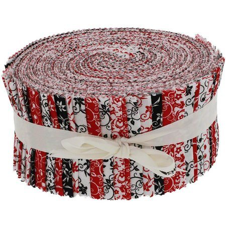 Classic Collection Fabric Roll - 40 Strips