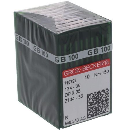 Industrial Needles (100pk) Groz-Beckert#134-35-150
