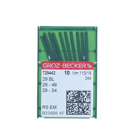 LWx6T Needles (10pk), Groz-Beckert
