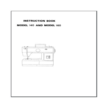 Instruction Manual, Viking Husky 140