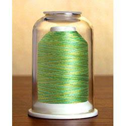 Hemingworth Variegated Embroidery Thread (6 Colors Available) (1,000m)