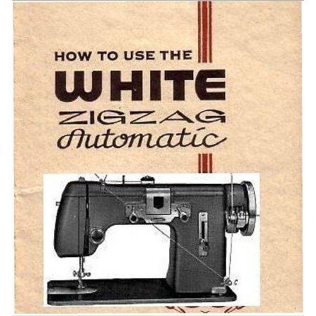 Instruction Manual, White 231