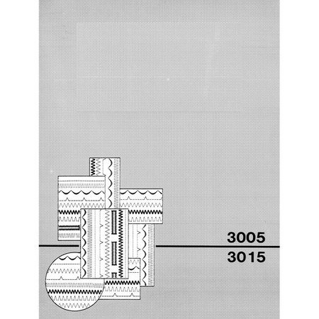 Instruction Manual, Singer 3015
