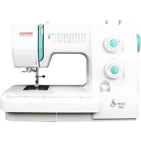 Janome Sewist 500 Sewing Machine (25 Stitches)