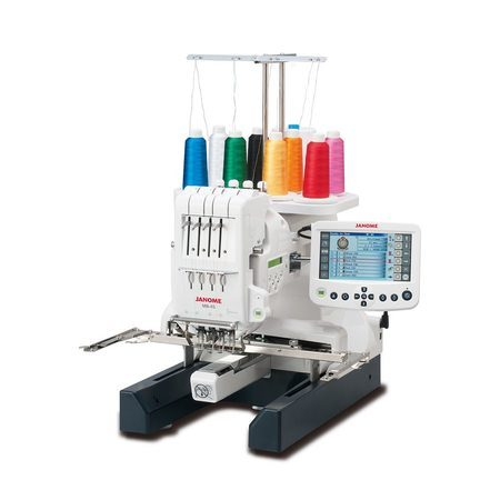 Janome MB4S Four Needle Embroidery Machine