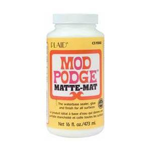 Mod Podge Matte Finish (16 Oz) #CS11302