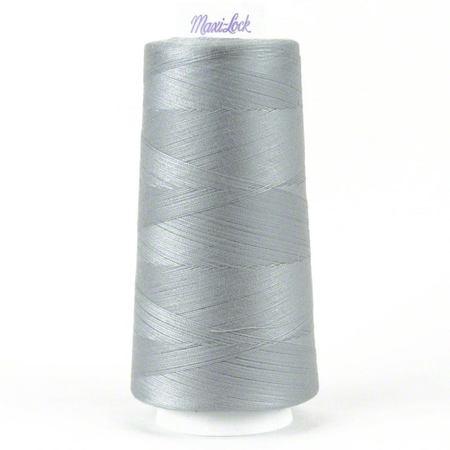Maxi Lock Serger Thread - Light Grey (3,000yds)
