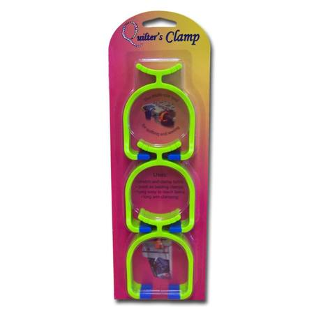 Quilter's Clamps - 3pk
