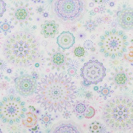 Oasis Fabrics, Enchanted Medallion Fabric