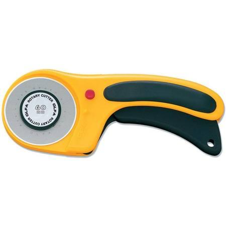 Olfa 60MM Rotary Cutter (Ergonomic) #RTY-3-DX