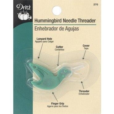 Hummingbird Needle Threader, Dritz