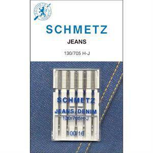 Denim/Jeans Needles, Schmetz (5pk)
