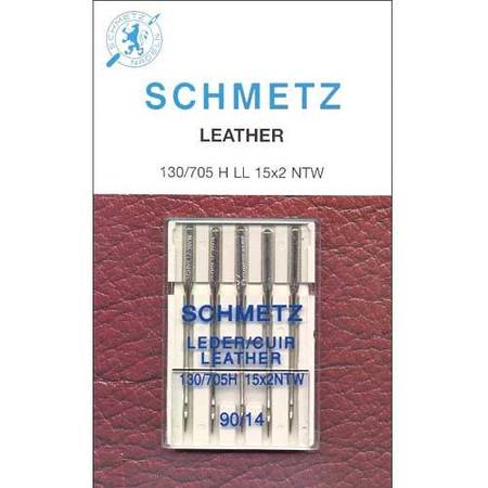 Leather Needles, Schmetz (5pk)