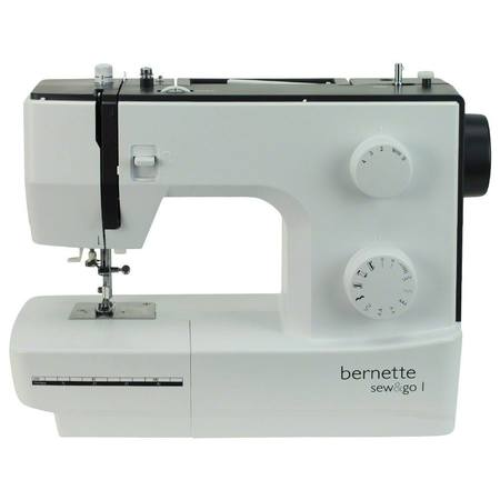 Bernette sew&go 1 Mechanical Sewing Machine