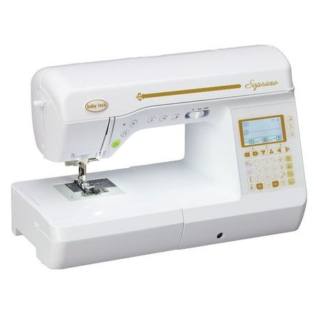 Babylock BLMSP Soprano Sewing Machine