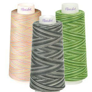 Maxi-Lock Swirls Serger Thread (18 Colors Available) (3,000yds)
