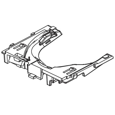 Bobbin Case Holder Complete, Viking #413025601