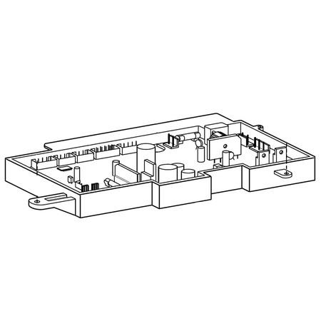 Circuit Board A Unit, Janome #767532004