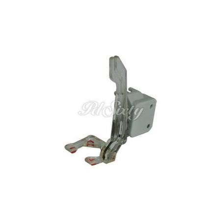 Open Toe Free Motion Foot, Pfaff #820780096