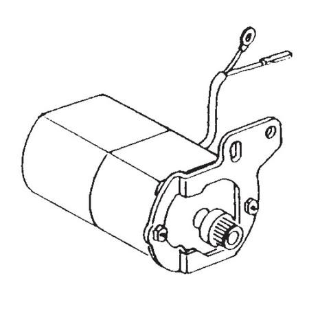 Motor, Janome #M-1064A