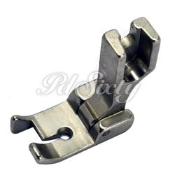 "1/4"" Hinged Left Raising Foot, Singer #12463HL 1/4"