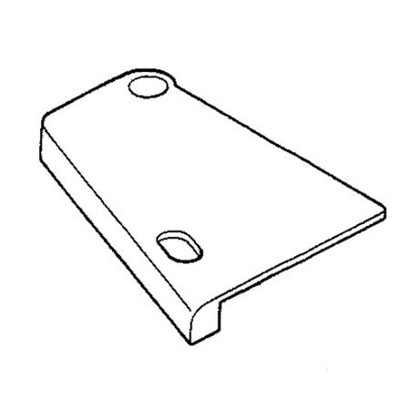 Belt Cover (B), Juki #135-05706