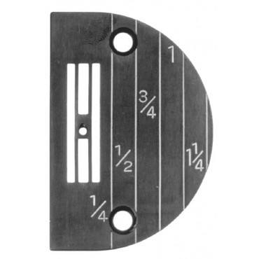 Needle Plate, Singer #142061LG