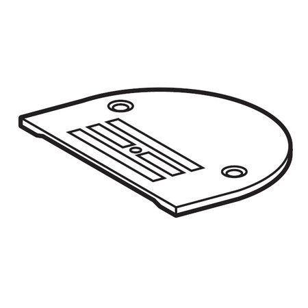 Needle Plate, Brother #147245101