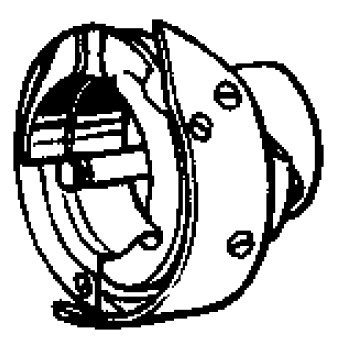 Rotary Hook Assembly, Brother #148846901