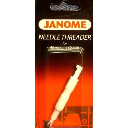 Needle Threader, Janome #200347008